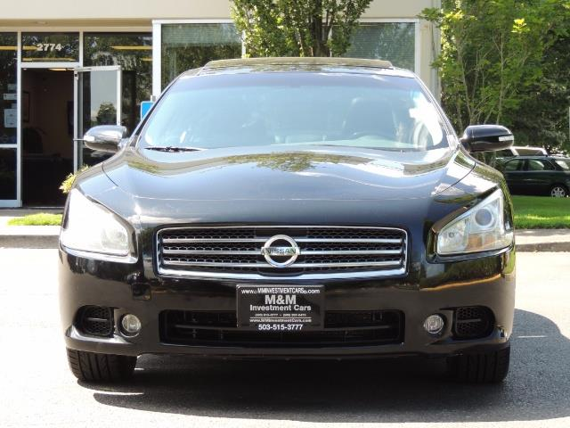 2010 Nissan Maxima 3.5 SV Heated+Cooled Leather / PANO ROOF / 1-OWNER - Photo 5 - Portland, OR 97217