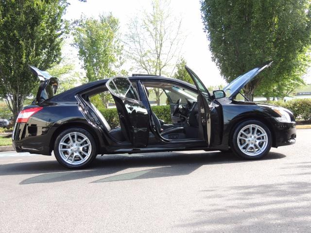 2010 Nissan Maxima 3.5 SV Heated+Cooled Leather / PANO ROOF / 1-OWNER - Photo 23 - Portland, OR 97217