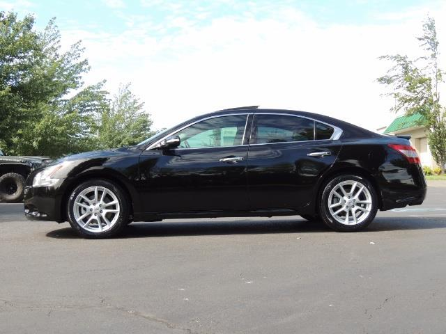 2010 Nissan Maxima 3.5 SV Heated+Cooled Leather / PANO ROOF / 1-OWNER - Photo 3 - Portland, OR 97217