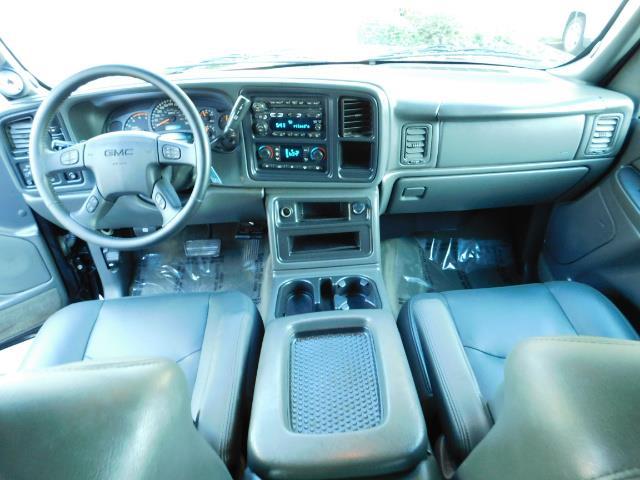 2005 GMC Sierra 2500 SLT 4dr Crew Cab / 4X4 / 6.6L DURAMX DIESEL / LIFT - Photo 33 - Portland, OR 97217