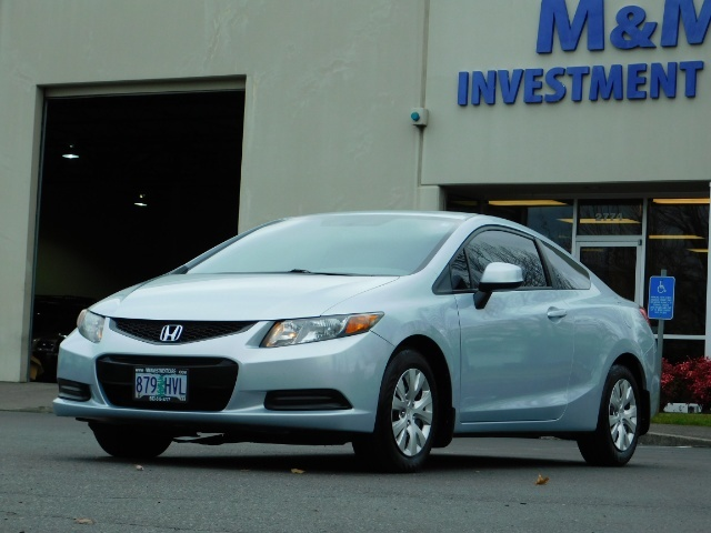 2012 Honda Civic LX Coupe 2Dr / Automatic / Excel Cond - Photo 43 - Portland, OR 97217
