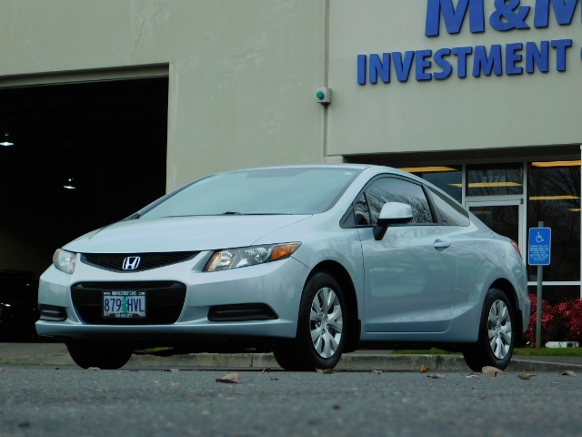 2012 Honda Civic LX Coupe 2Dr / Automatic / Excel Cond - Photo 45 - Portland, OR 97217