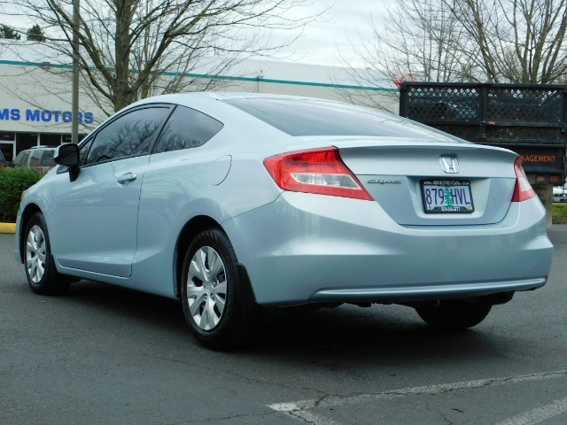 2012 Honda Civic LX Coupe 2Dr / Automatic / Excel Cond - Photo 7 - Portland, OR 97217