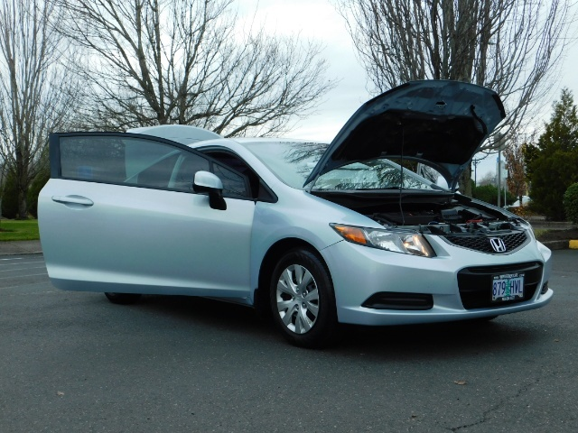 2012 Honda Civic LX Coupe 2Dr / Automatic / Excel Cond - Photo 31 - Portland, OR 97217