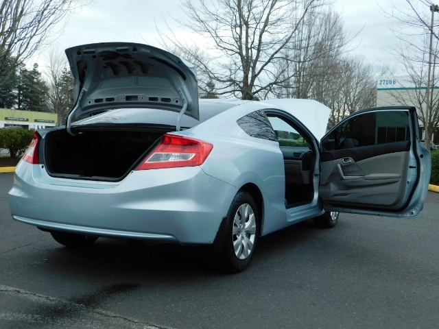 2012 Honda Civic LX Coupe 2Dr / Automatic / Excel Cond - Photo 29 - Portland, OR 97217