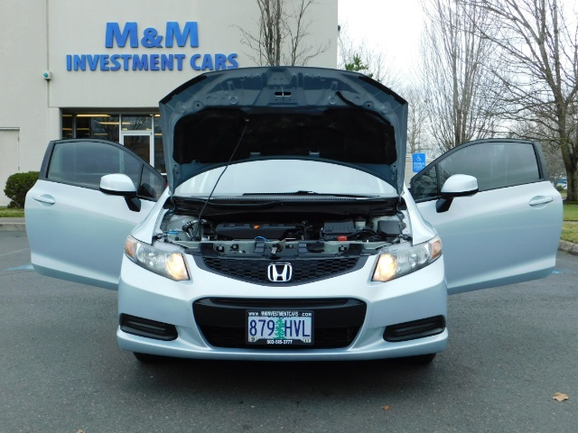 2012 Honda Civic LX Coupe 2Dr / Automatic / Excel Cond - Photo 32 - Portland, OR 97217