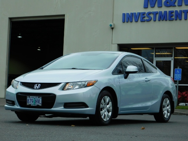 2012 Honda Civic LX Coupe 2Dr / Automatic / Excel Cond - Photo 44 - Portland, OR 97217