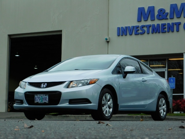 2012 Honda Civic LX Coupe 2Dr / Automatic / Excel Cond - Photo 41 - Portland, OR 97217