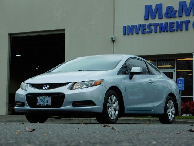 2012 Honda Civic LX Coupe 2Dr / Automatic / Excel Cond - Photo 42 - Portland, OR 97217