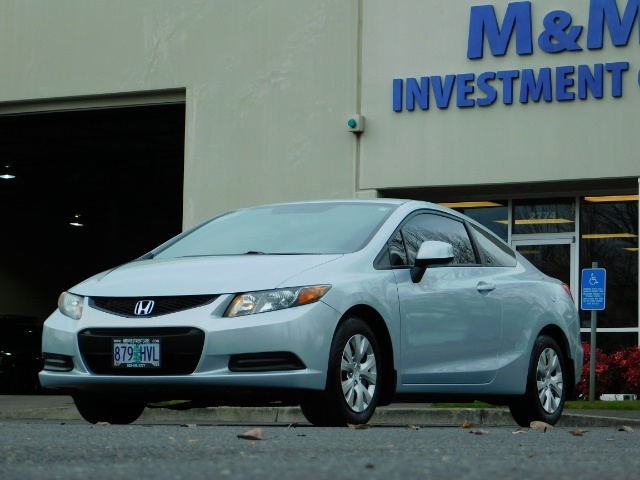 2012 Honda Civic LX Coupe 2Dr / Automatic / Excel Cond - Photo 40 - Portland, OR 97217