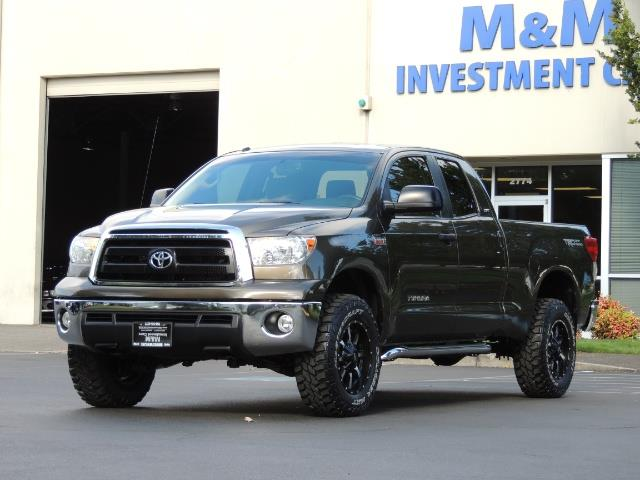 2010 Toyota Tundra Sr5 Double Cab 4x4 Trd Off Road Lifted