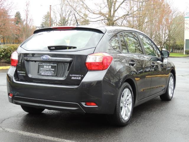 2016 Subaru Impreza 2.0i Premium / HatchBack Wagon / Backup camera - Photo 8 - Portland, OR 97217
