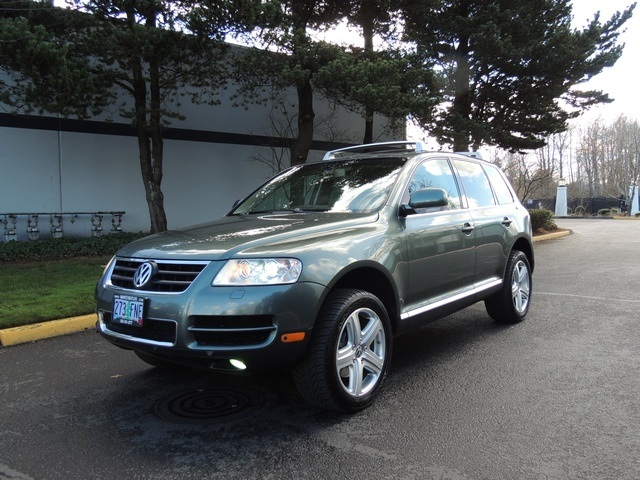 2004 volkswagen touareg v8 awd navi 4 corner suspension timing belt done. Black Bedroom Furniture Sets. Home Design Ideas