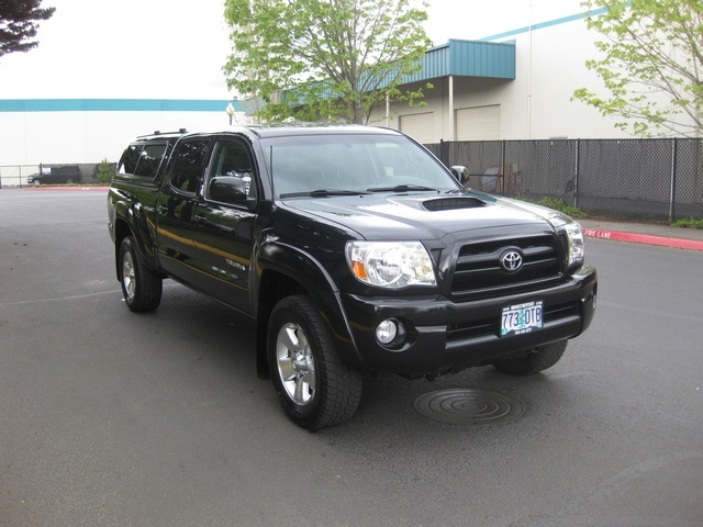 2008 Toyota Tacoma V6/ Double Cab/4WD/ Long Bed / TRD Sport - Photo 7 - Portland, OR 97217