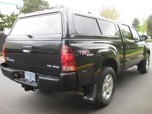 2008 Toyota Tacoma V6/ Double Cab/4WD/ Long Bed / TRD Sport - Photo 40 - Portland, OR 97217