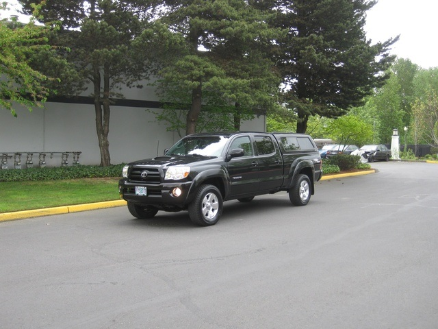 2008 Toyota Tacoma V6/ Double Cab/4WD/ Long Bed / TRD Sport - Photo 43 - Portland, OR 97217