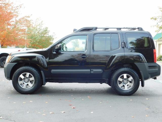 2011 Nissan Xterra PRO-4X / 4X4 / Leather / DIFF LOCKS / Excel Cond - Photo 3 - Portland, OR 97217