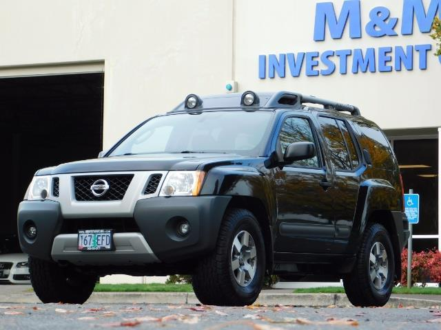 2011 Nissan Xterra PRO-4X / 4X4 / Leather / DIFF LOCKS / Excel Cond - Photo 41 - Portland, OR 97217