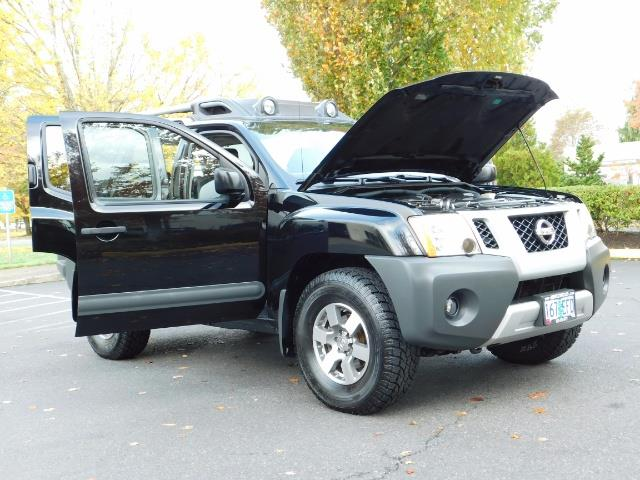 2011 Nissan Xterra PRO-4X / 4X4 / Leather / DIFF LOCKS / Excel Cond - Photo 30 - Portland, OR 97217