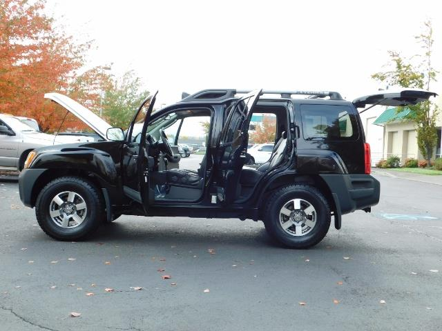 2011 Nissan Xterra PRO-4X / 4X4 / Leather / DIFF LOCKS / Excel Cond - Photo 26 - Portland, OR 97217