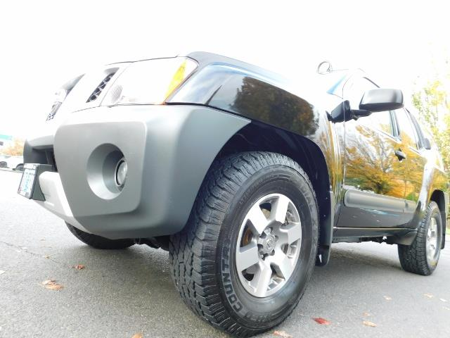 2011 Nissan Xterra PRO-4X / 4X4 / Leather / DIFF LOCKS / Excel Cond - Photo 9 - Portland, OR 97217