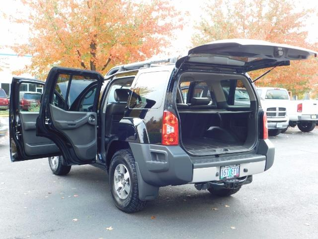 2011 Nissan Xterra PRO-4X / 4X4 / Leather / DIFF LOCKS / Excel Cond - Photo 27 - Portland, OR 97217