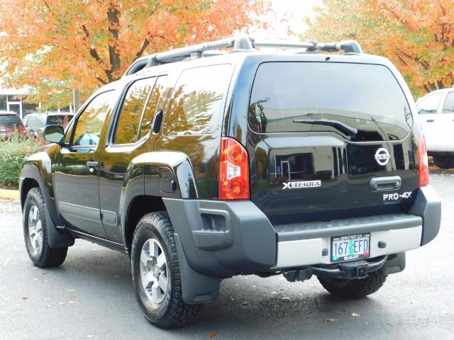 2011 Nissan Xterra PRO-4X / 4X4 / Leather / DIFF LOCKS / Excel Cond - Photo 7 - Portland, OR 97217