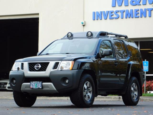 2011 Nissan Xterra PRO-4X / 4X4 / Leather / DIFF LOCKS / Excel Cond - Photo 43 - Portland, OR 97217