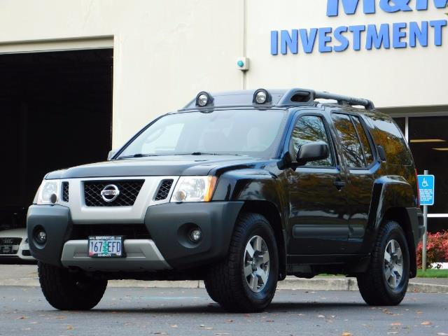 2011 Nissan Xterra PRO-4X / 4X4 / Leather / DIFF LOCKS / Excel Cond - Photo 44 - Portland, OR 97217