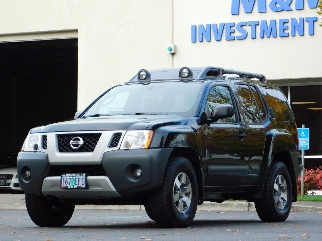 2011 Nissan Xterra PRO-4X / 4X4 / Leather / DIFF LOCKS / Excel Cond - Photo 1 - Portland, OR 97217