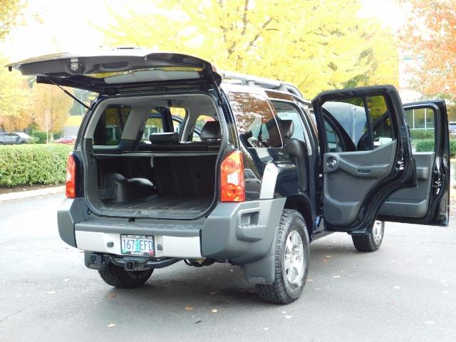 2011 Nissan Xterra PRO-4X / 4X4 / Leather / DIFF LOCKS / Excel Cond - Photo 28 - Portland, OR 97217