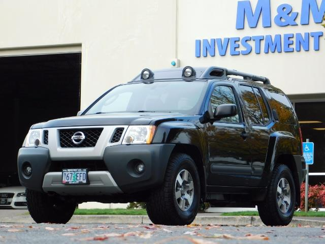 2011 Nissan Xterra PRO-4X / 4X4 / Leather / DIFF LOCKS / Excel Cond - Photo 45 - Portland, OR 97217