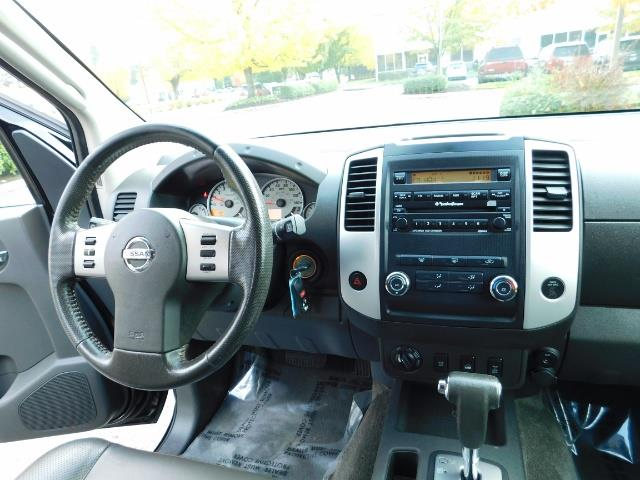 2011 Nissan Xterra PRO-4X / 4X4 / Leather / DIFF LOCKS / Excel Cond - Photo 18 - Portland, OR 97217