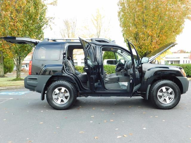 2011 Nissan Xterra PRO-4X / 4X4 / Leather / DIFF LOCKS / Excel Cond - Photo 29 - Portland, OR 97217