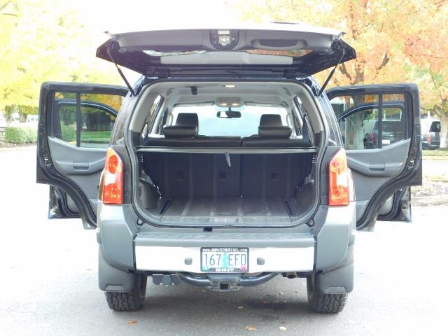 2011 Nissan Xterra PRO-4X / 4X4 / Leather / DIFF LOCKS / Excel Cond - Photo 15 - Portland, OR 97217