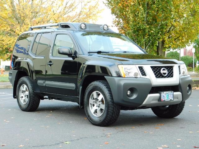 2011 Nissan Xterra PRO-4X / 4X4 / Leather / DIFF LOCKS / Excel Cond - Photo 2 - Portland, OR 97217