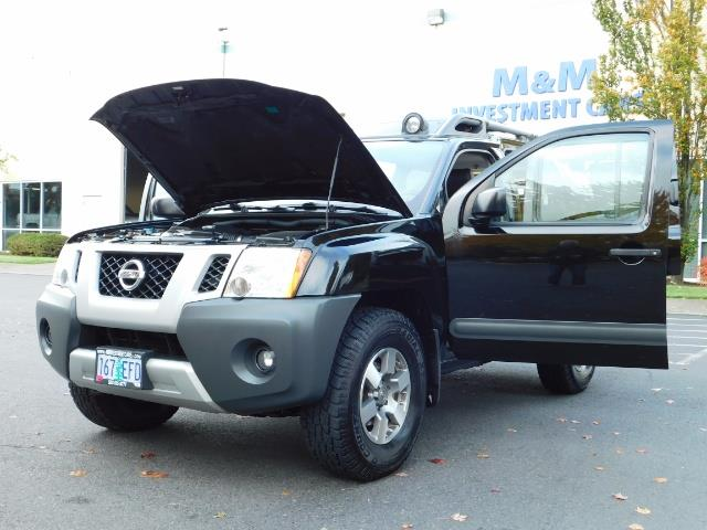 2011 Nissan Xterra PRO-4X / 4X4 / Leather / DIFF LOCKS / Excel Cond - Photo 25 - Portland, OR 97217