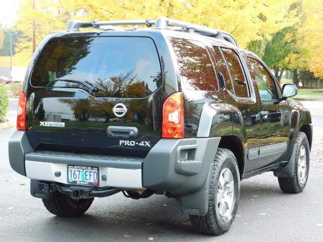 2011 Nissan Xterra PRO-4X / 4X4 / Leather / DIFF LOCKS / Excel Cond - Photo 8 - Portland, OR 97217