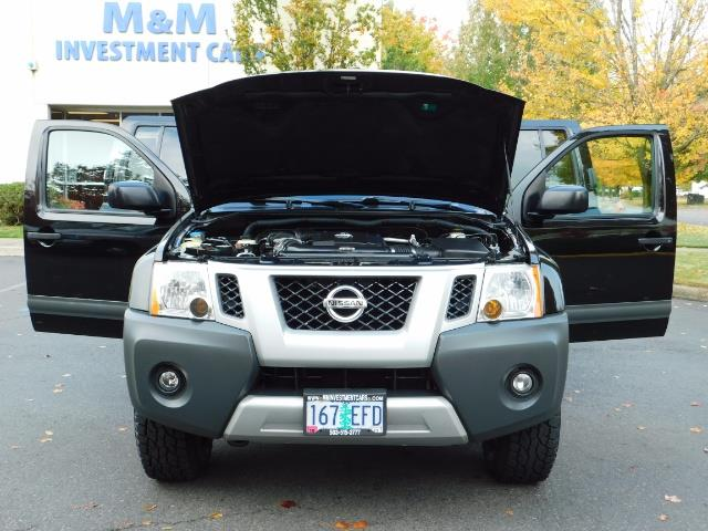 2011 Nissan Xterra PRO-4X / 4X4 / Leather / DIFF LOCKS / Excel Cond - Photo 31 - Portland, OR 97217