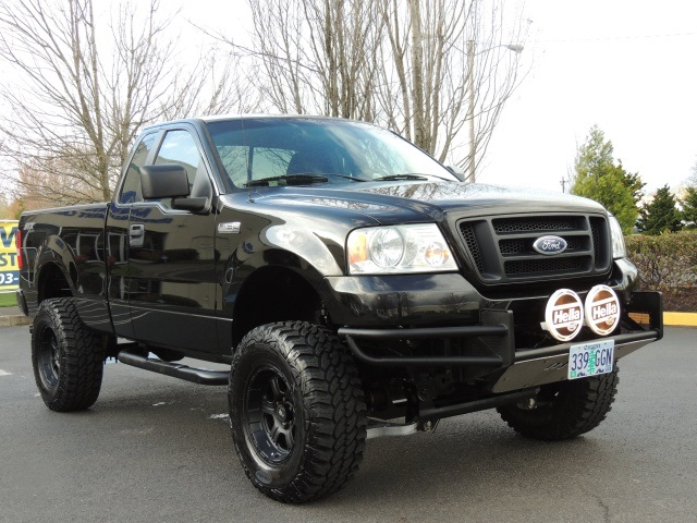 2005 Ford F 150 Stx 4dr 84k 4x4 Lifted Lifted Tacoma