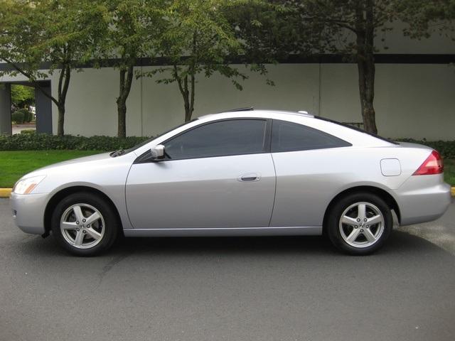 2005 Honda Accord EX PZEV W/Leather/ Moonroof/ Automatic   Photo 2