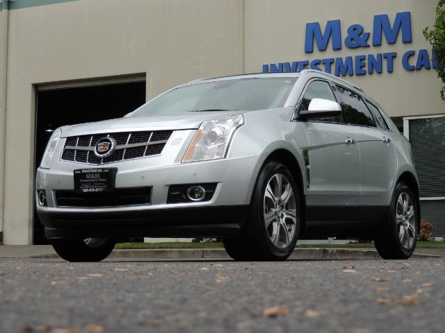 2012 Cadillac SRX Premium Collection / AWD / FULLY LOADED / Excel Co - Photo 49 - Portland, OR 97217