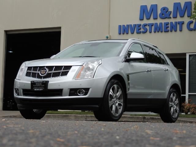 2012 Cadillac SRX Premium Collection / AWD / FULLY LOADED / Excel Co - Photo 47 - Portland, OR 97217