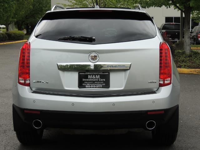 2012 Cadillac SRX Premium Collection / AWD / FULLY LOADED / Excel Co - Photo 6 - Portland, OR 97217