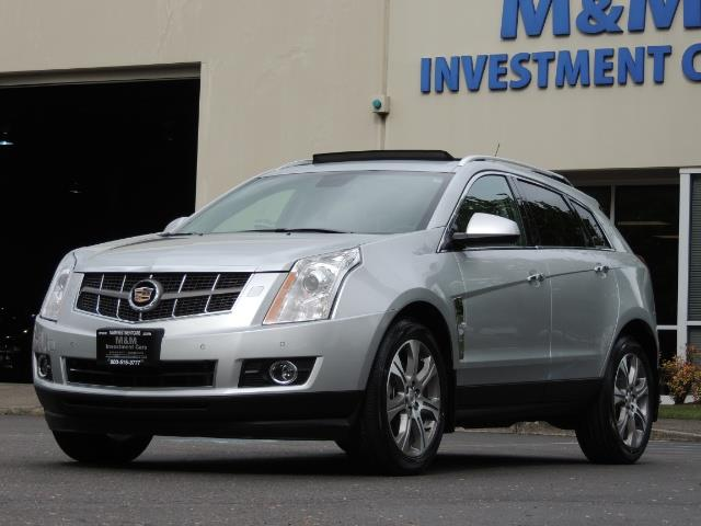 2012 Cadillac SRX Premium Collection / AWD / FULLY LOADED / Excel Co - Photo 1 - Portland, OR 97217