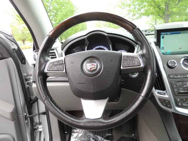 2012 Cadillac SRX Premium Collection / AWD / FULLY LOADED / Excel Co - Photo 40 - Portland, OR 97217