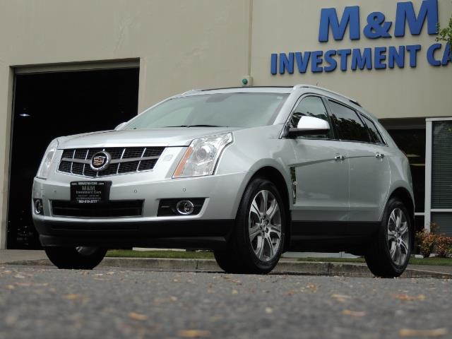 2012 Cadillac SRX Premium Collection / AWD / FULLY LOADED / Excel Co - Photo 48 - Portland, OR 97217