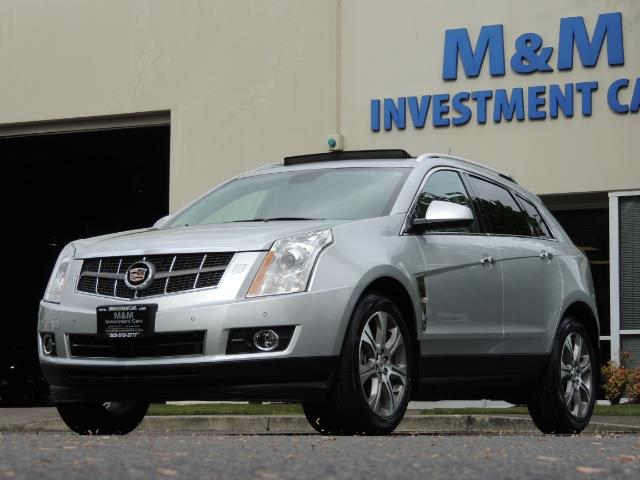 2012 Cadillac SRX Premium Collection / AWD / FULLY LOADED / Excel Co - Photo 52 - Portland, OR 97217