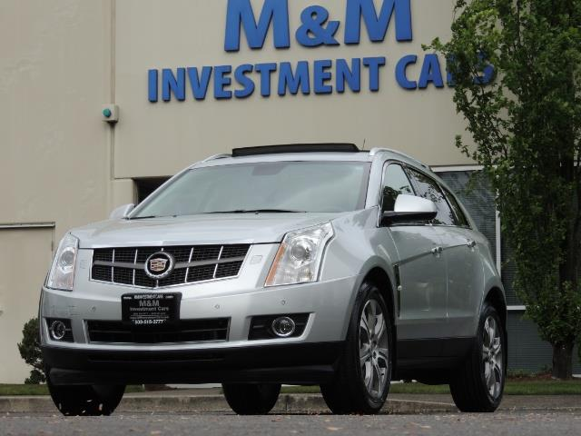 2012 Cadillac SRX Premium Collection / AWD / FULLY LOADED / Excel Co - Photo 51 - Portland, OR 97217
