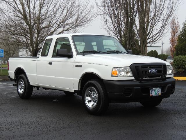 2009 ford ranger xl pickup extended cab 6ft bed 4. Black Bedroom Furniture Sets. Home Design Ideas